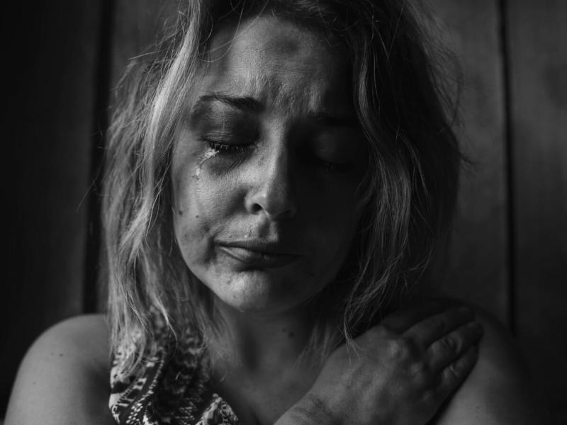 intihar eden kadın