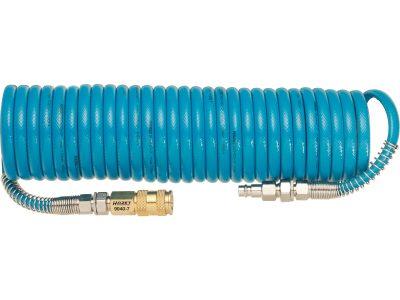 Der HAZET 9040-7 Spiralschlauch ist ein hochflexibler Polyurethan Schlauch mit einer Länge von 7,62m und 6,35mm Innendurchmesser...