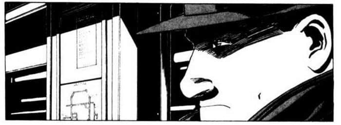 Benkei a New York diabolical hard-boiled sotry