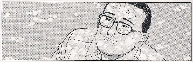 L'uomo che cammina-Jiro Taniguchi
