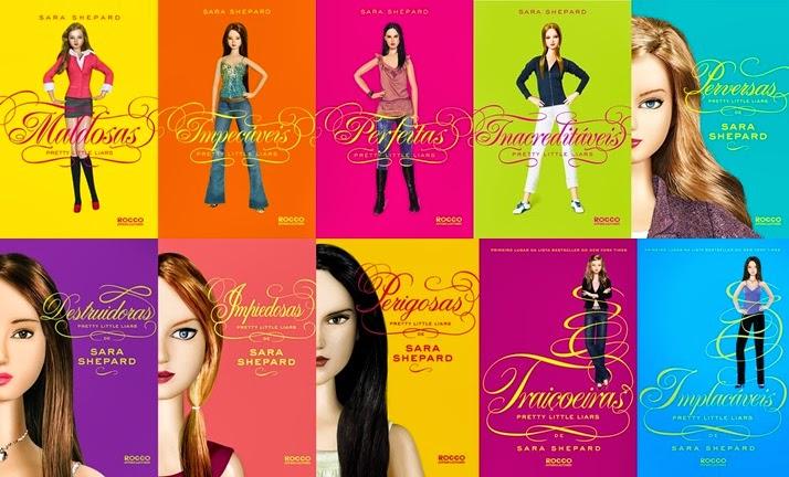 Recensione e commento  libro:Giovani,carine e bugiarde-Deliziose-Divine-Perfette-Incredibili .