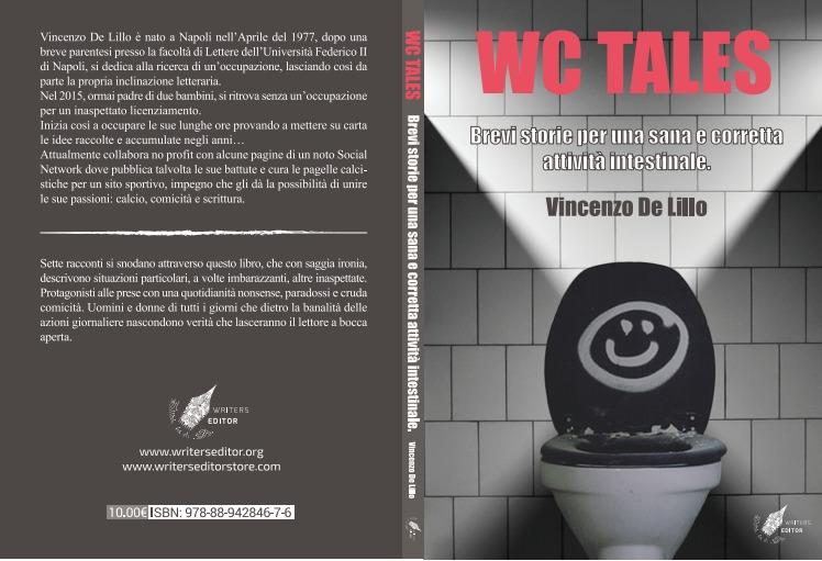 Recensione libro:Wc Tales di Vincenzo De Lillo