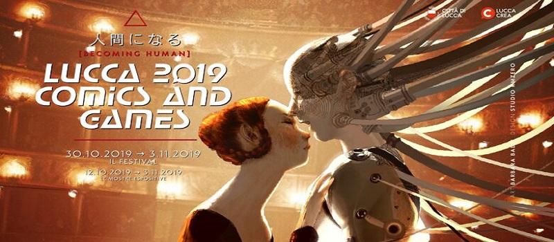 Le Bizzarre Avventure di Lucca Comics & Games 2019
