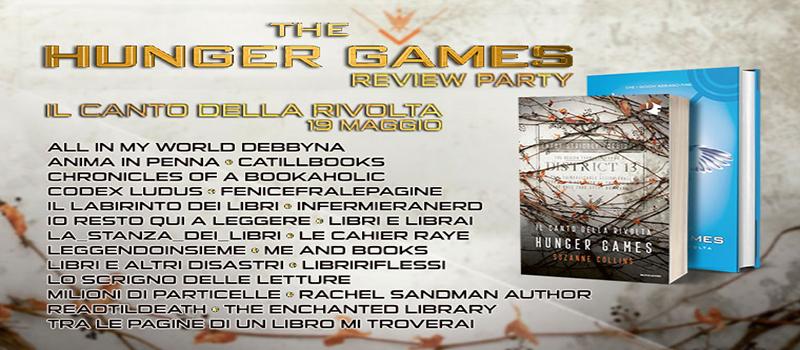 """Review Party """" Hunger Games, il canto della rivolta"""""""