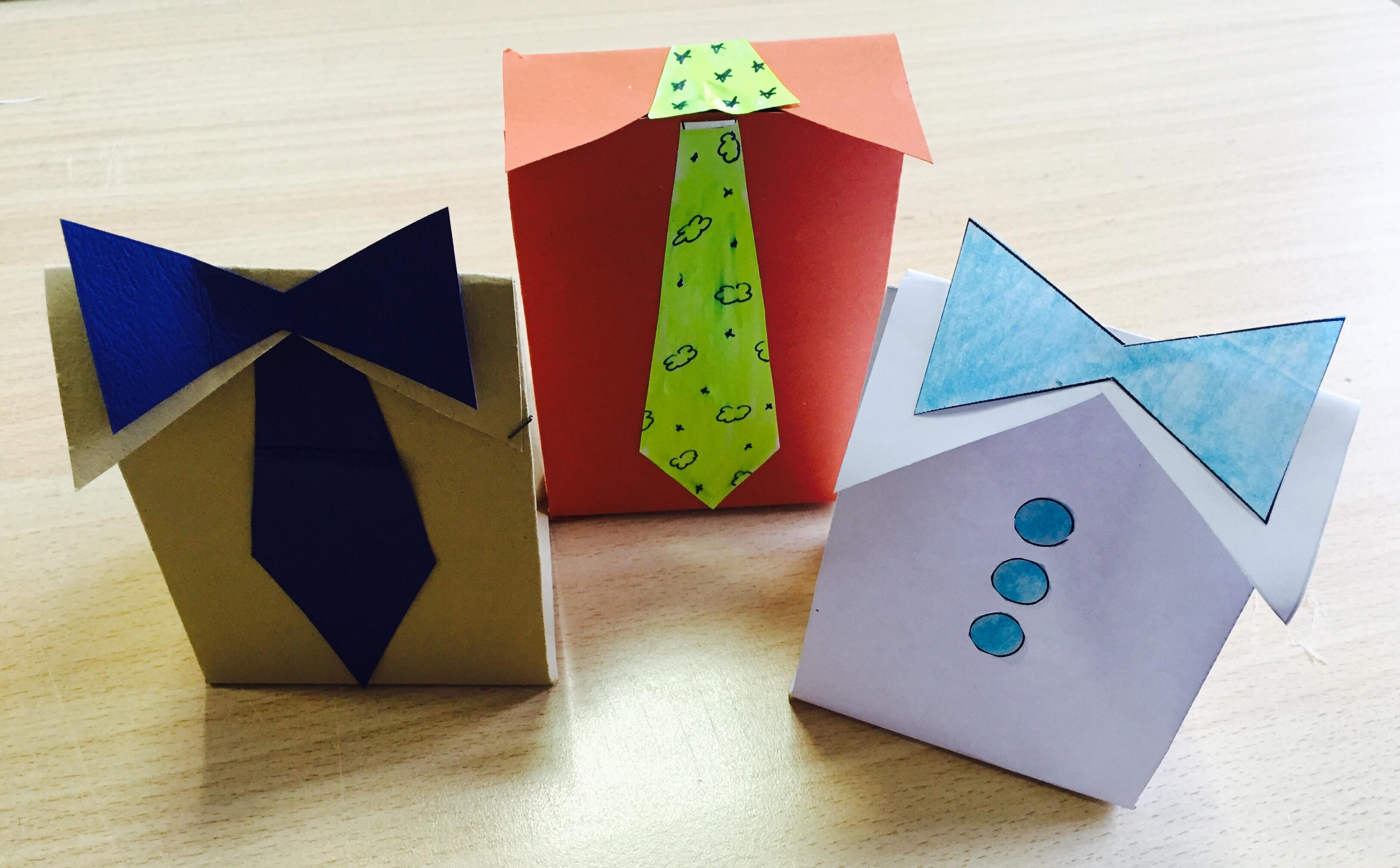 Come realizzare una scatolina regalo per la festa del Pap