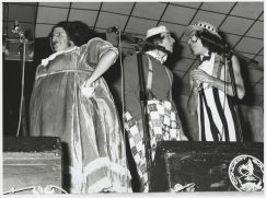"""""""Aunty Jack in Bloody Concert"""" 1974"""