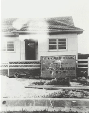 First Housing Commission House Unanderra P14983
