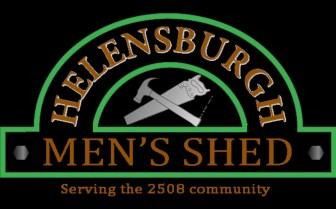 Helensburgh Men's Shed Logo