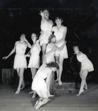 Mary Rose Dance Group - 1995 - Fear