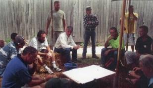 Port Kembla Men's Shed Members