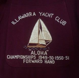 Illawarra Yacht Club Blazer Pocket