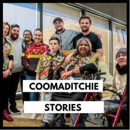 Coomaditchie Stories