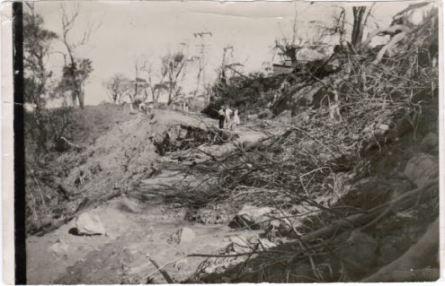 Coalcliff Road Slip - 1950