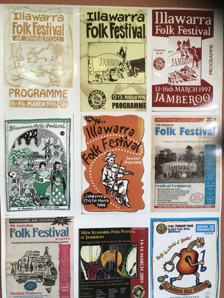 Past Festival Posters