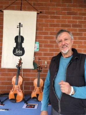 Roland Stefen - Instrument Maker