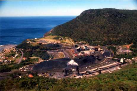 P19249 - Illawarra Coke Works, Coalcliff Colliery, 1977
