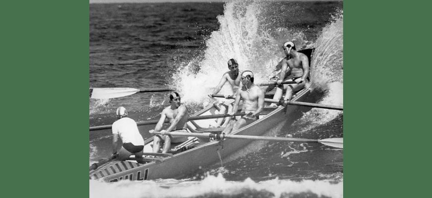 P26829 - Bulli surf boat, 1988