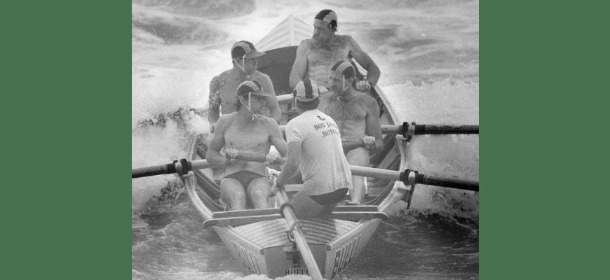 P27190 - Bulli surf boat A, 1989