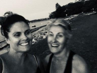 Helen and her daughter Rachel