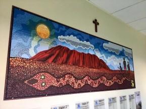 Mural - Saint Michael's Catholic Primary School, Thirroul