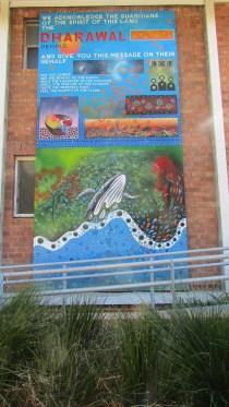 Mural - Saint Briget's Catholic Primary School, Gwynneville