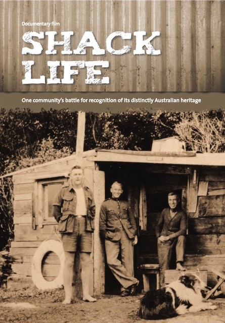 Shack life cover image