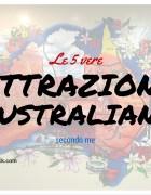 Il ritorno dall'Australia: cose da tirare fuori