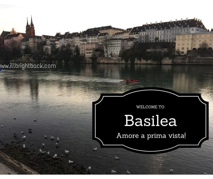 Basilea: un piccolo colpo di fulmine!