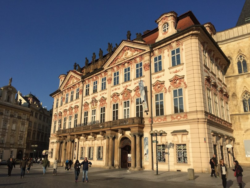 città vecchia di Praga