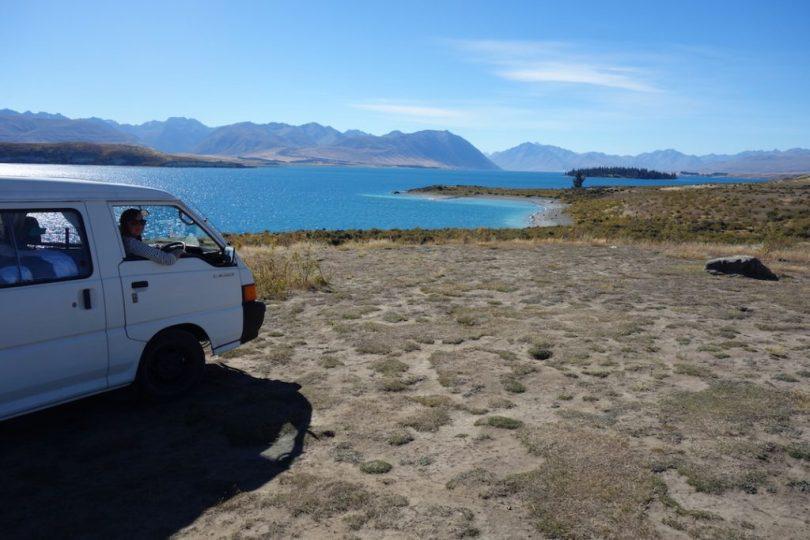 vivere e viaggiare in un van
