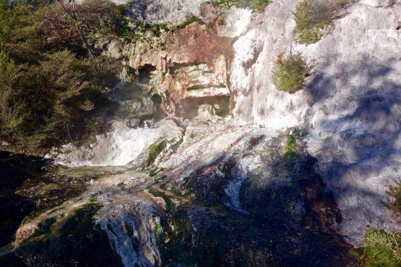 Zona geotermale di Orakei Korako