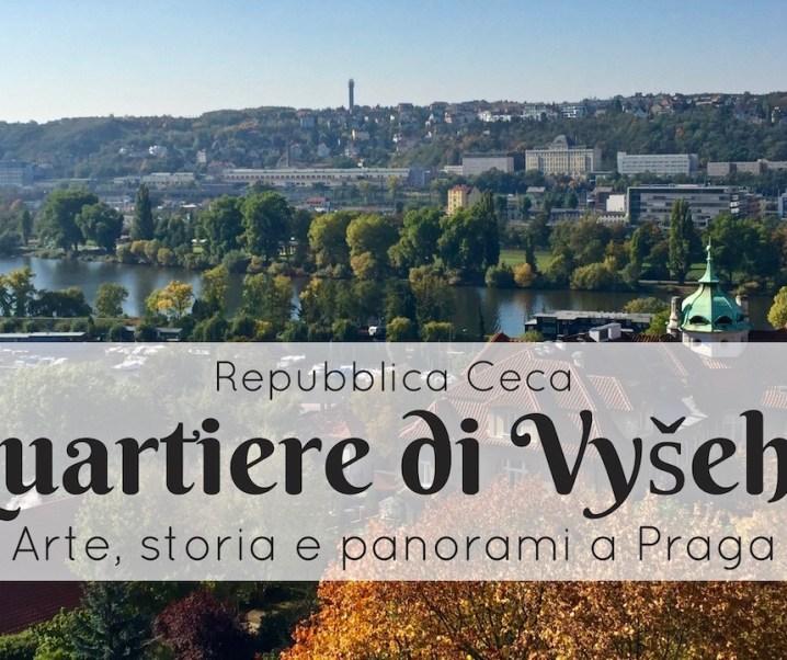 Una passeggiata nel quartiere di Vyšehrad a Praga