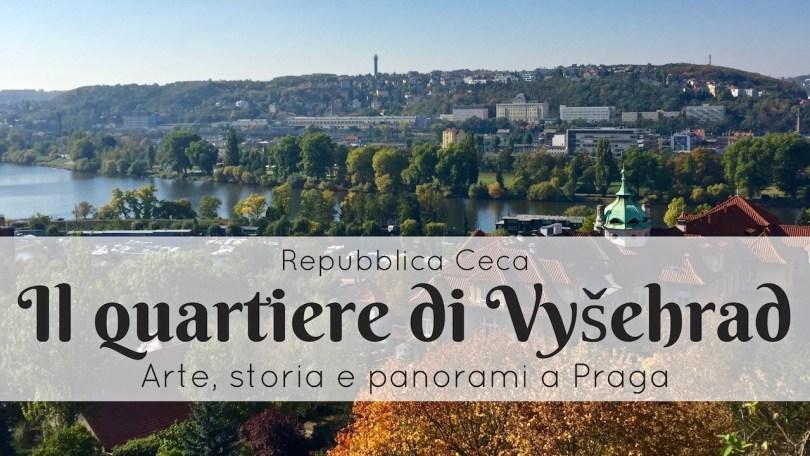 Vyšehrad a Praga