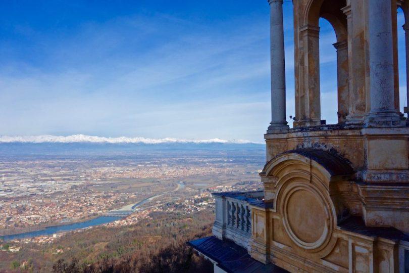 Punti panoramici Torino
