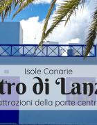 Itinerario di Lanzarote: la parte sud dell'isola