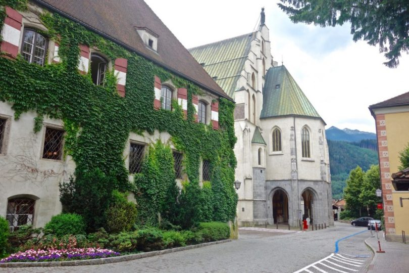 cosa vedere a Hall in Tirol
