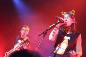 Aterciopelados Hector y Andrea - SuperSonico @Hollywood Palladium