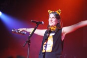 Aterciopelados Andrea Echeverri- SuperSonico @Hollywood Palladium