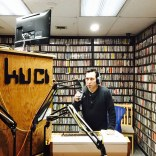 in the KUCI studio