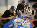 Booth at Latino Comics Expo