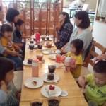 ケーキ屋さんで女子会 2013年6月21日(金)