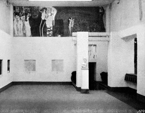 """Dispute over Klimt's """"Beethoven Frieze"""""""