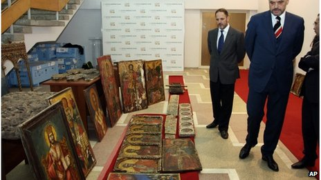Art Theft Ring Uncovered in Albania