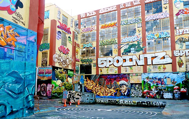 5Pointz before it was whitewashed