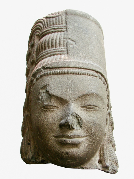 7th century sculpture of Harihari