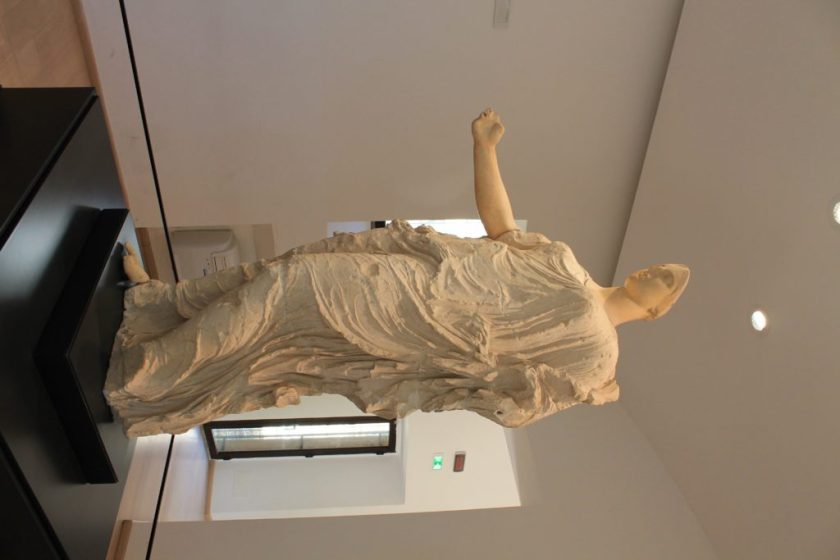 The Morgantina Goddess
