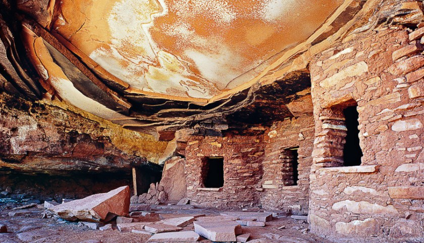Cedar Mesa, one of the estimated 100,000 archaeological sites in the proposed Bears Ears monument