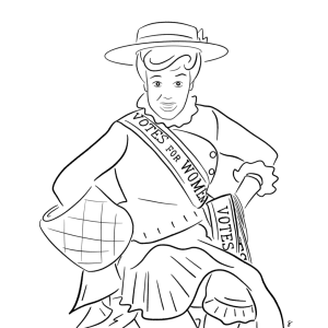 glynis johns sister suffragette