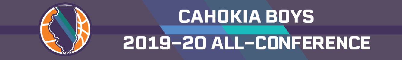 Cahokia conference 2019-20 boys basketball all-conference