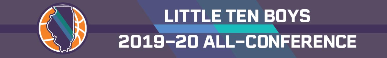 2019-20 Little Ten boys basketball all-conference team